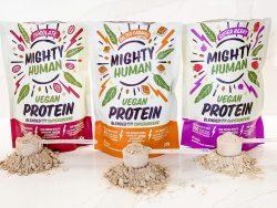 mighty human vegan protein powder