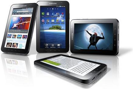 Galaxy Tab from Samsung