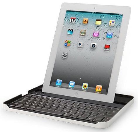 ZAGGmate hard aluminum case with keyboard for iPad 2