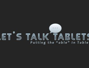 Let's Talk Tablets
