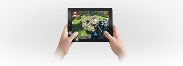 iPad Joystick from Logitech