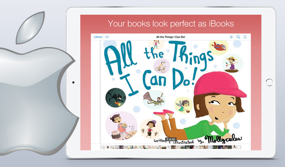 Book Creator for iPad app