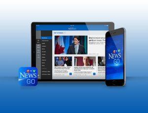 CTV News mobile app for iPad