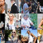 celebrities with iPads