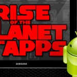 The Rise of the Planet of the apps