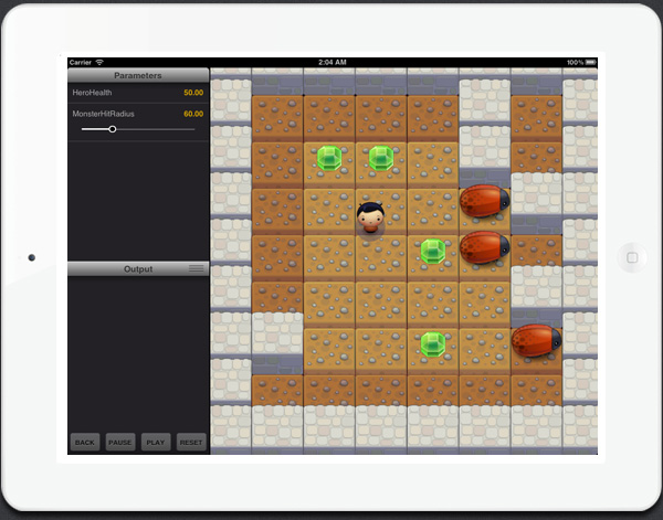 Create iPad apps with Codify