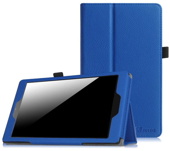 Fintie Folio Case for All New Amazon Fire HD 8 Tablet