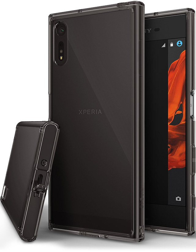 Ringke Durable TPU Bumper Cover for Sony Xperia XZ Premium