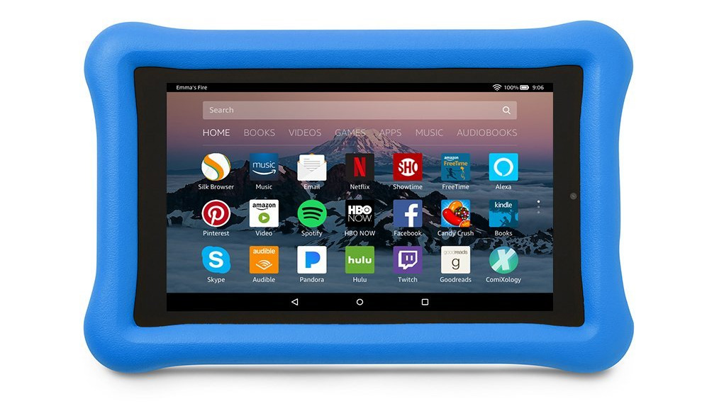 Best Cases For The New 7th Generation Amazon Fire Hd 8 Tablet