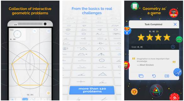 Euclidea Android app