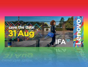 IFA 2017 keynote event