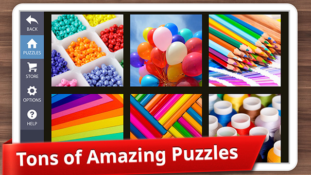 Jigsaw Puzzle Daily free Android app