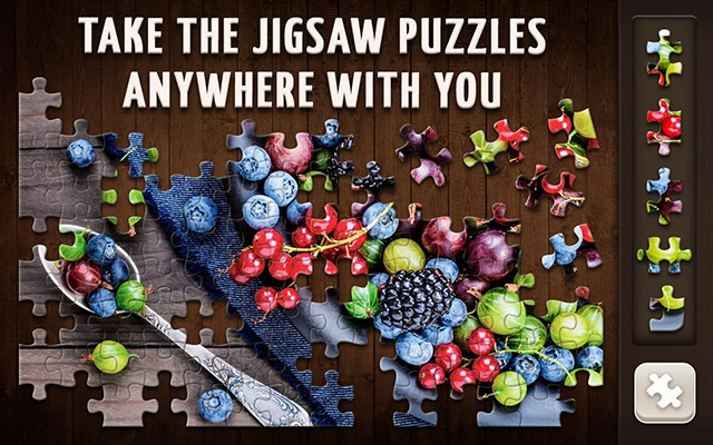 Jigsaw Puzzles Bliss Android app