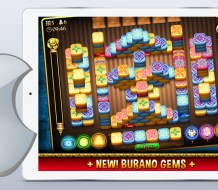 Mahjong Venice Mystery Puzzle 10th anniversary edition iOS game