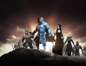 Middle-Earth Shadow of War Android game