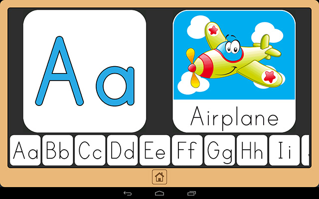 Preschool All-In-One Android app