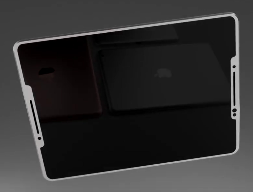 2018 iPad concept