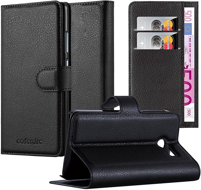 Cadorabo Book Style Wallet Case for ASUS ZenFone 4