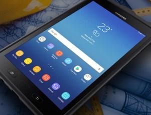 Samsung Galaxy Tab Active 2 rugged tablet PC