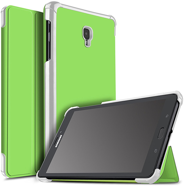 IVSO Lightweight Smart Cover Case for Galaxy Tab A 2017