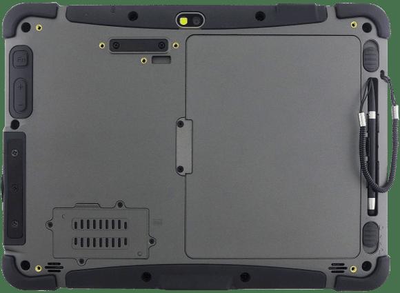 JLT MT2010 Rugged Tablet Back View