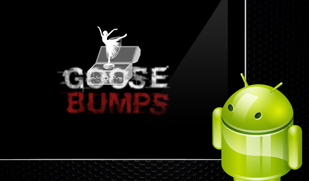 Zzoo Goosebumps game for Android