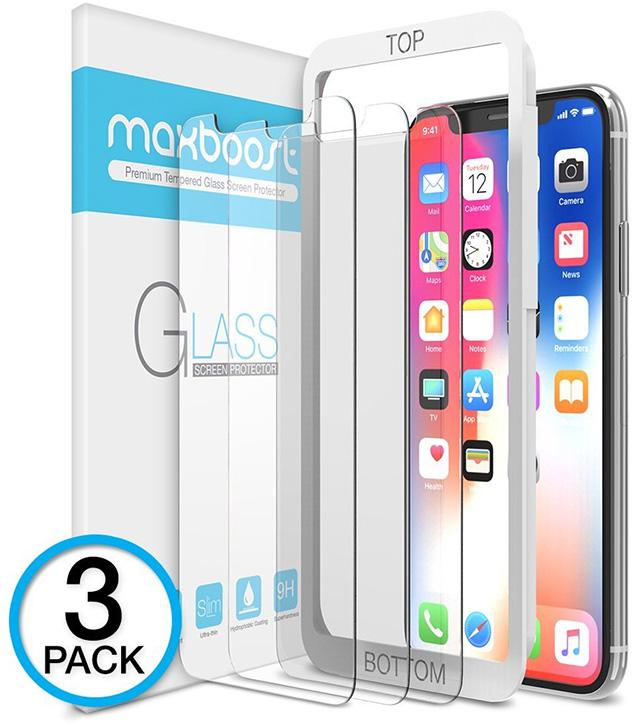 iPhone X screen protector deals