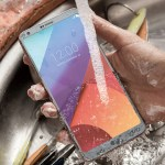 LG G6 Plus waterproof Android smartphone