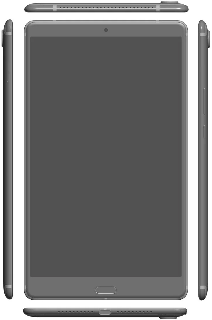 MediaPad M5 8.4-inch Model