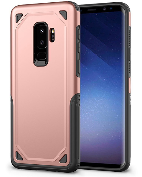 ZeKing Dual Layer Defender Case for Samsung Galaxy S9 Plus
