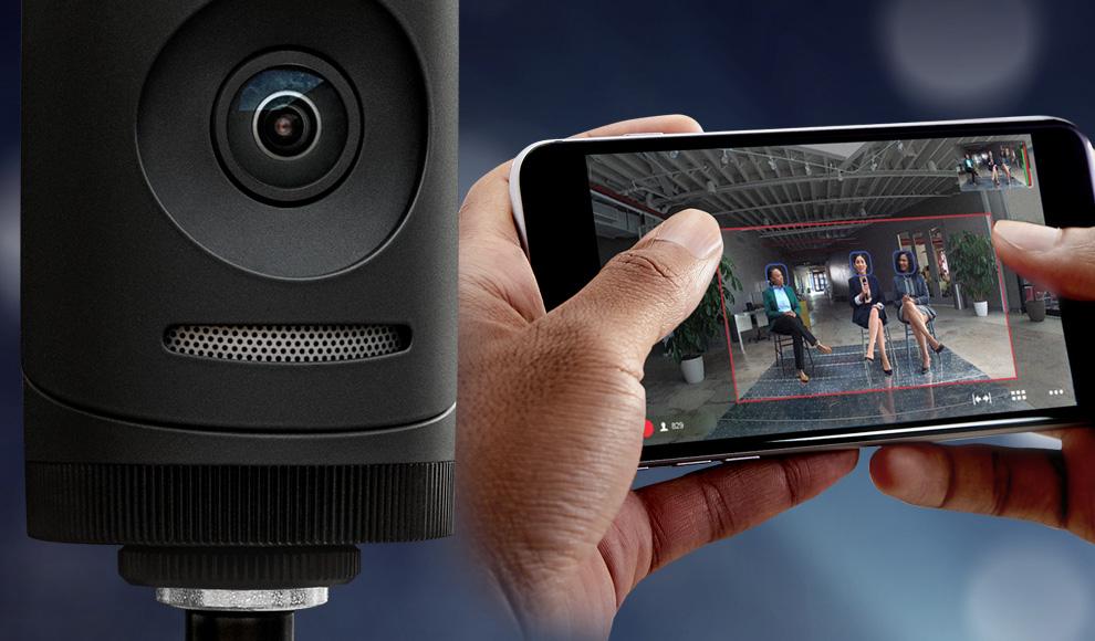 Mevo Plus Wireless Live Streaming Camera