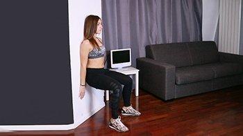 Total Body Workout Donna Casa