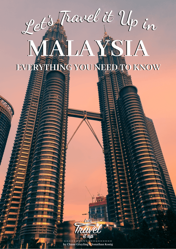 the cover image for Let's Travel it Up in Malaysia