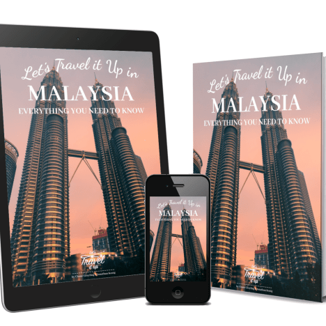 product image for the Let's Travel it up in Malaysia ebook