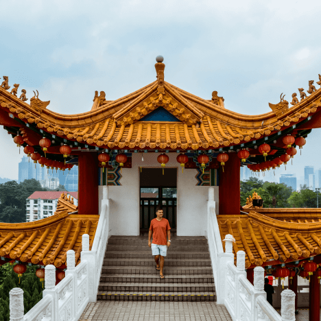 5 Unique Things to Do on Penang Island, Malaysia