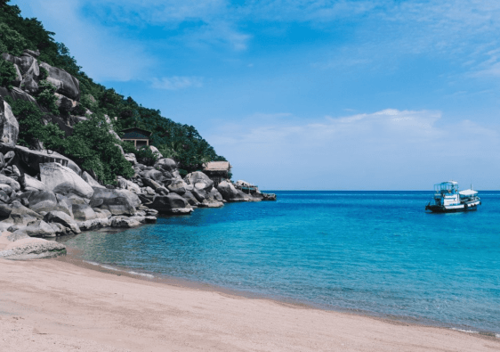feature image for 7 things to do on Koh Tao, Thailand