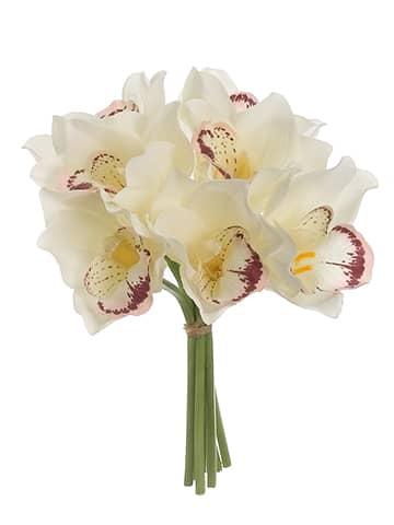 Bukiety ślubne z orchidei