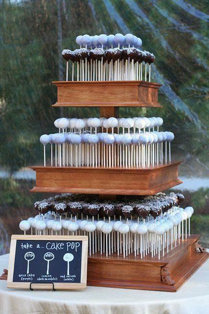 tort z lizaków