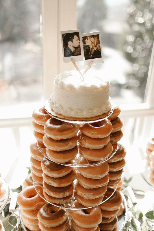 tort z pączków