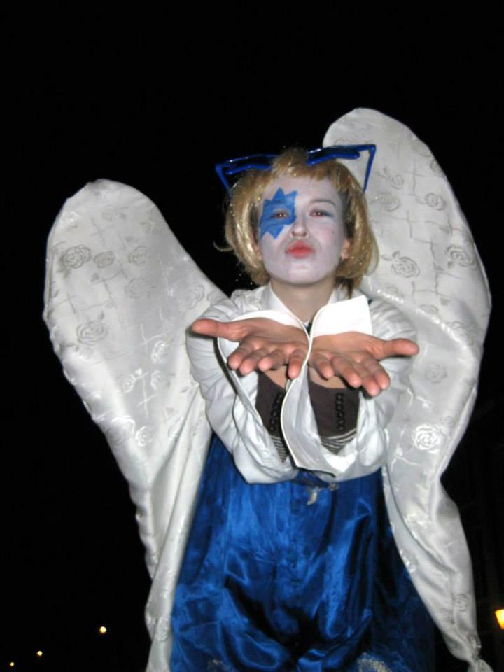 Anioły na szczudłach