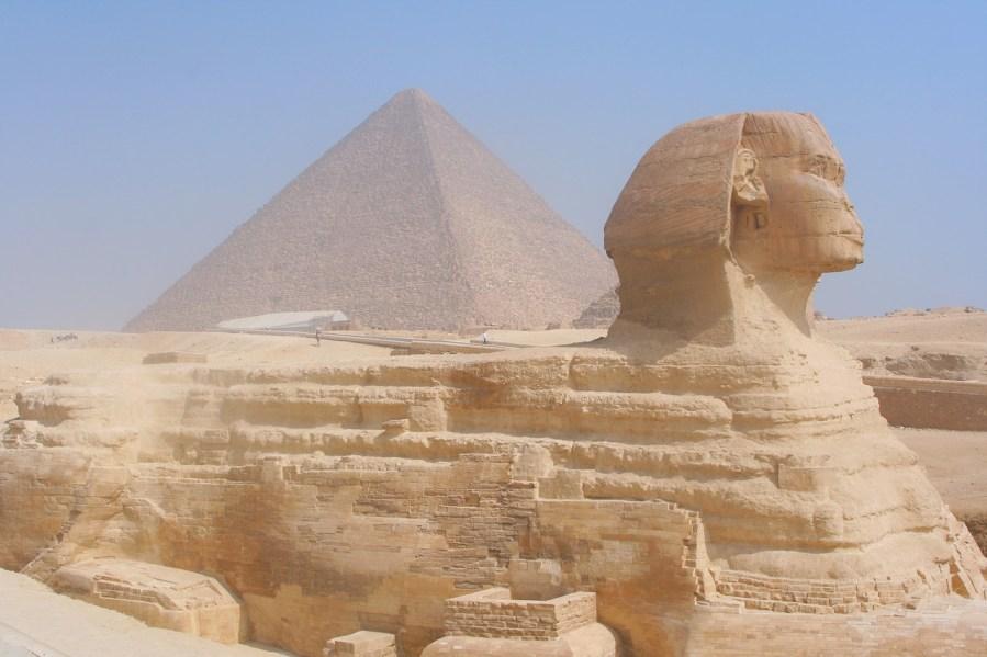 Giza Sfinks