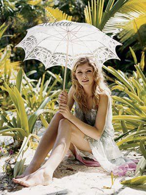 parasolki ślubne