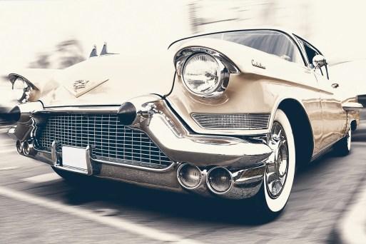 samochody klasyczne