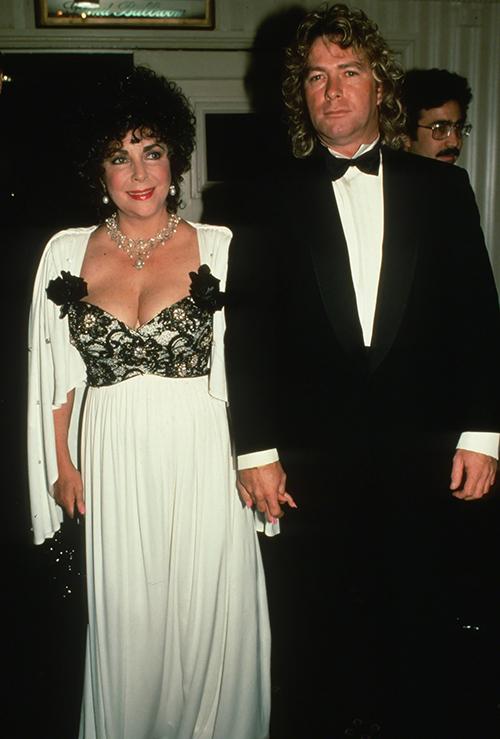 ślub Elizabeth Taylor i Larry Fortensky