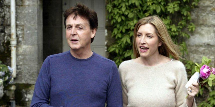 ślub Heather Mills i Paula McCartney