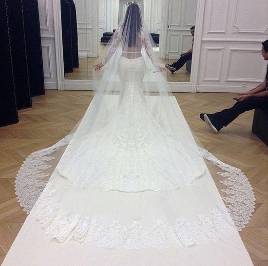 ślub Kim Kardashian i Kanye Westa
