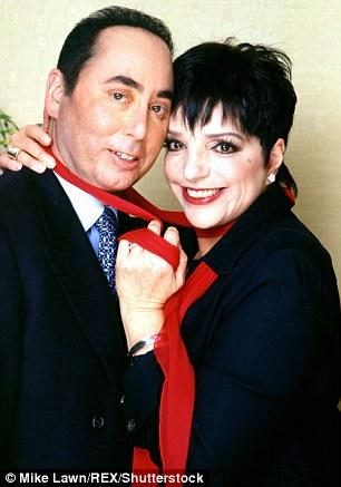 ślub Lizy Minnelli i Davida Gest