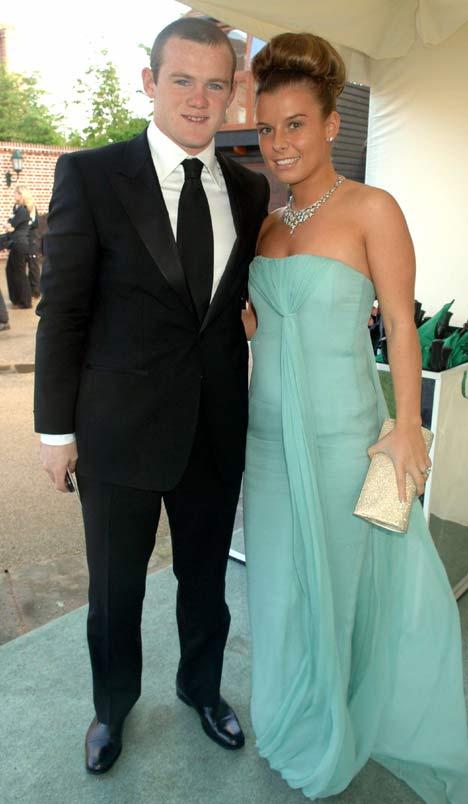 ślub Wayne Rooney'a i Coleen McLoughlin