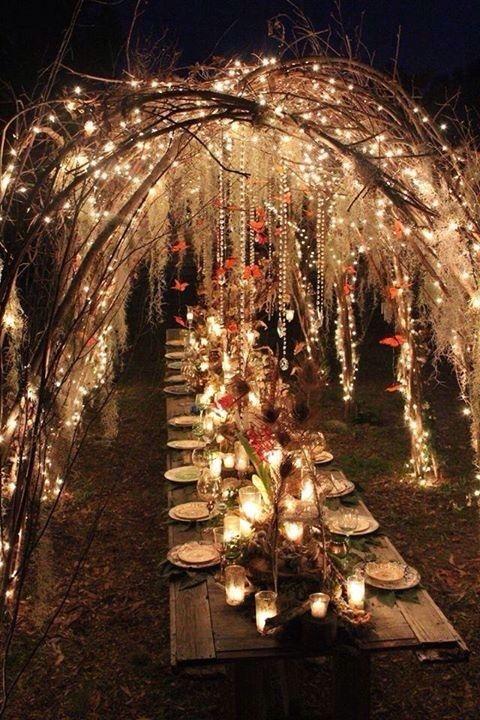 dekoracje świetlne