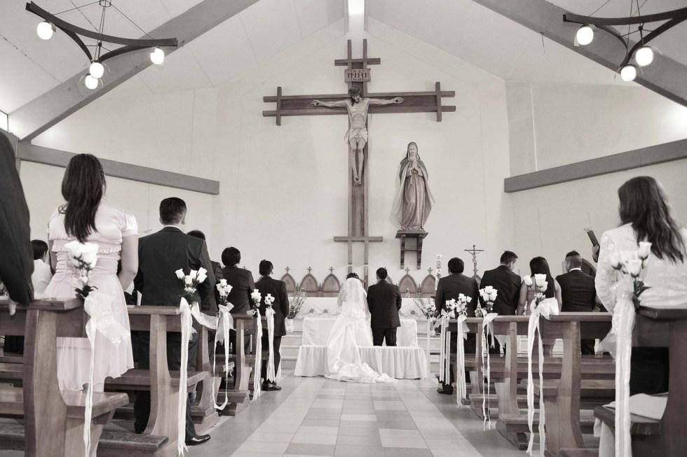 Cennik w kościele